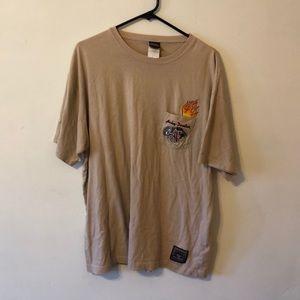 Vintage Taz Harley Davidson t-shirt size XL